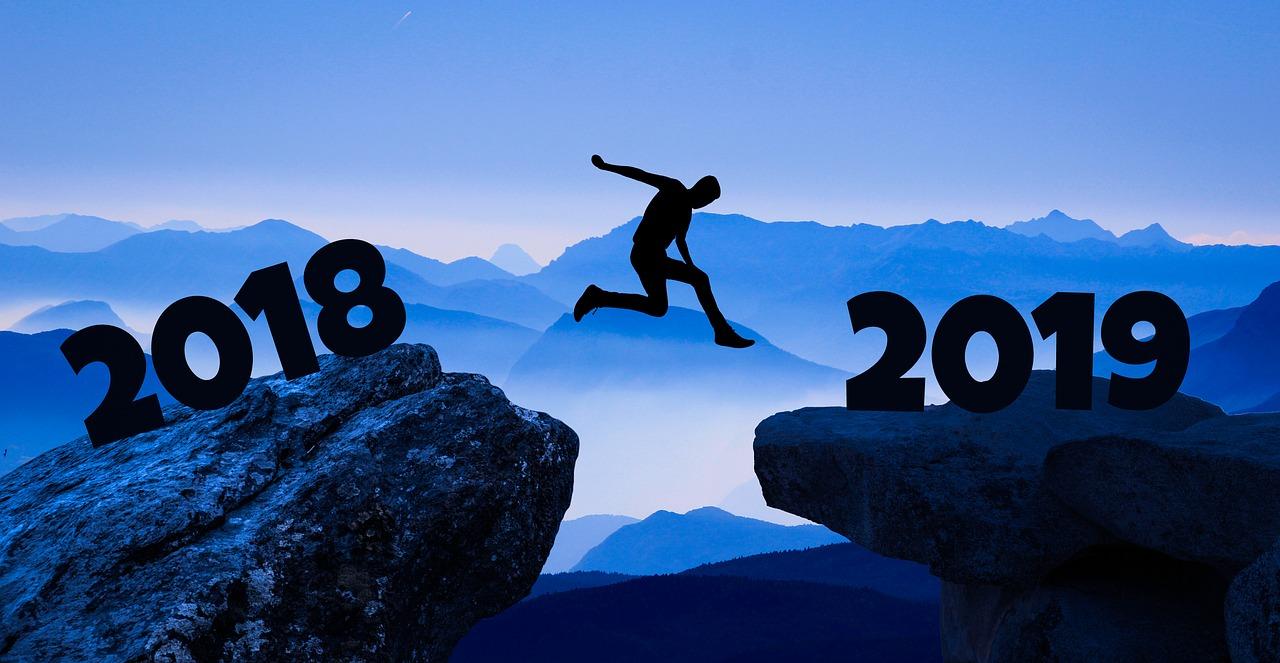 2019 – A big year