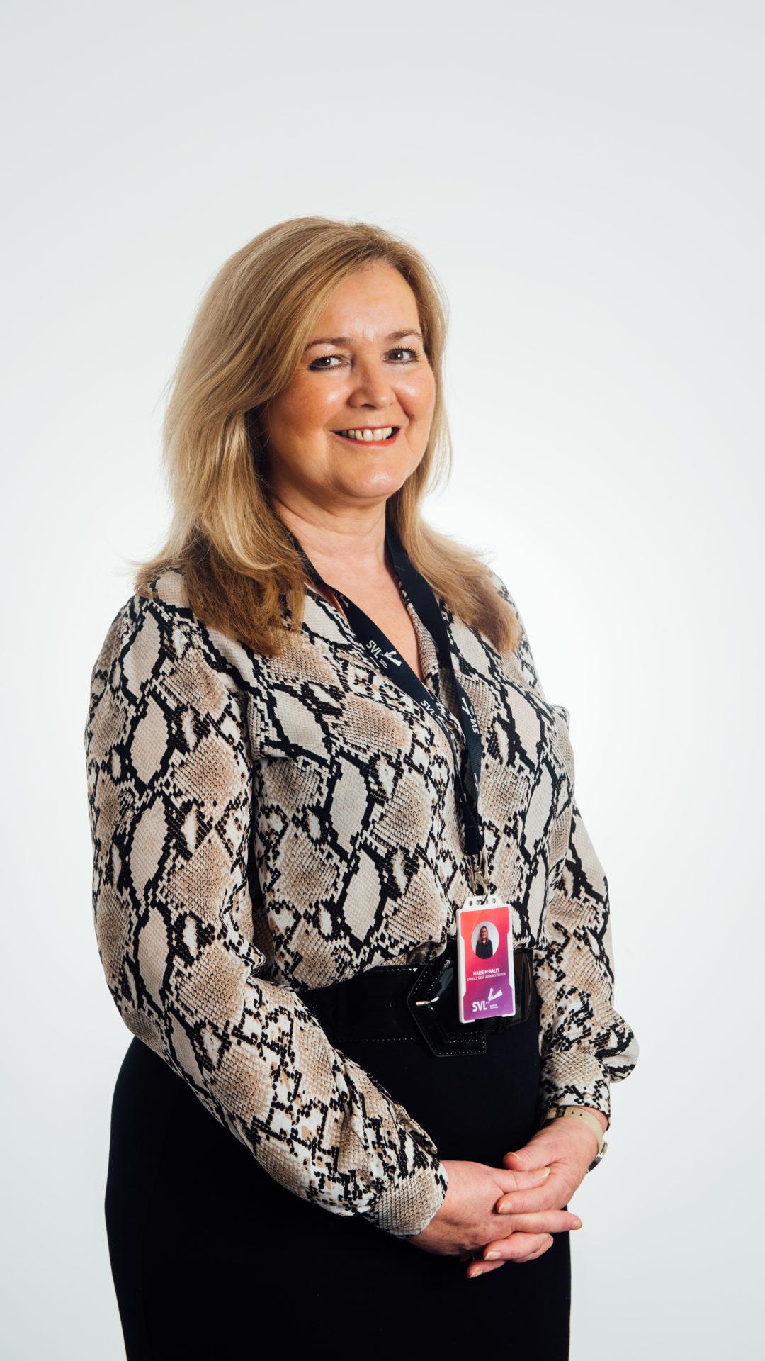 Marie McNally