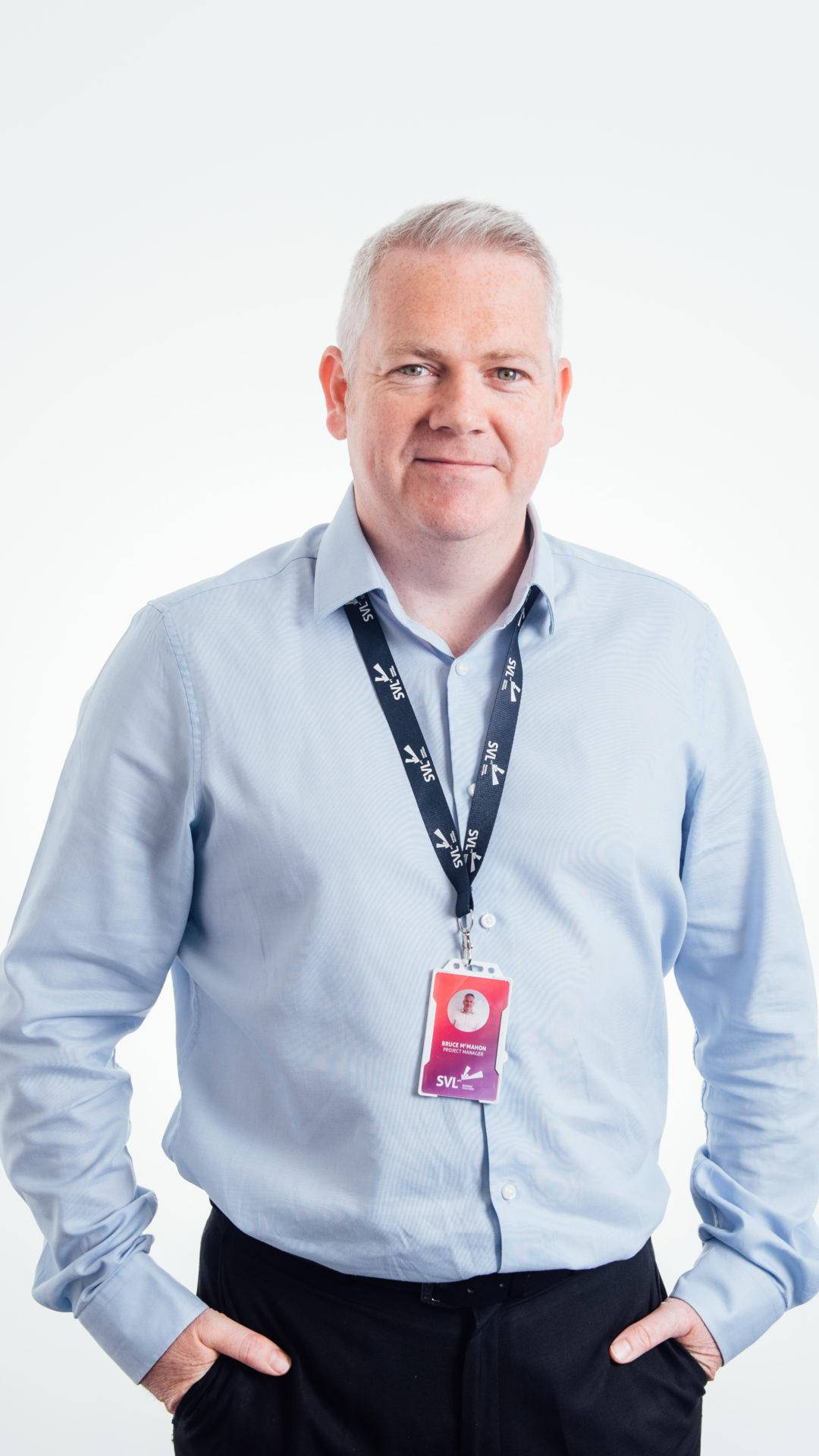 Bruce McMahon